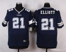 ABCHOT Elite men Dallas Cowboys 21 Ezekiel Elliott 20 Darren McFadden 12 Roger Staubach 9 Tony Romo 8 Troy Aikman D-4(China (Mainland))