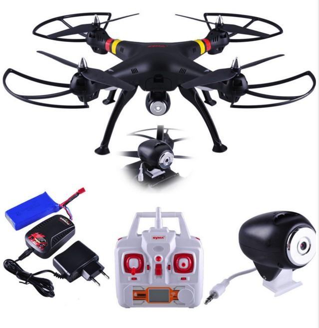 Syma X8W Sky Explorers Drone WiFi FPV RC Quadcopter 4CH 6-Axis 2MP Camera RTF <br><br>Aliexpress
