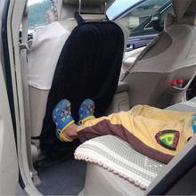 Dependable Car Auto Care Seat Back Protector Cover For Children Kick Mat Mud Cleann Ma 19