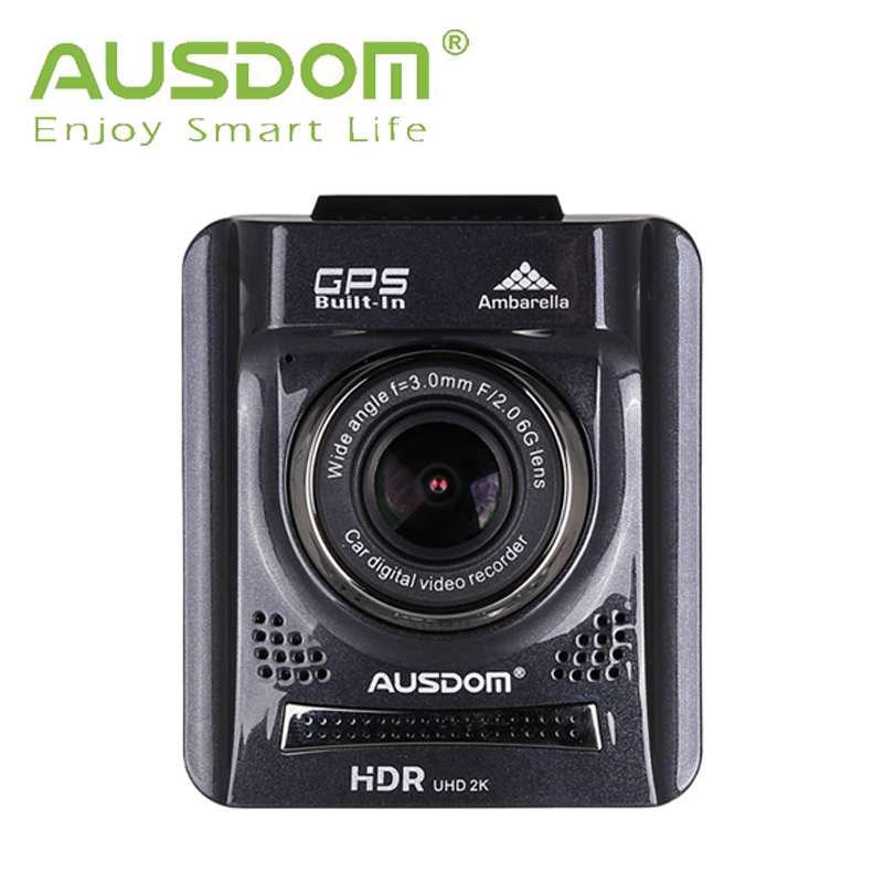 "Ausdom A261 HD Car Dash Cam DVR with GPS & 2"" View screen-Auto Dashboard Video Camera Recorder with G-Sensor for Auto-Recording(China (Mainland))"