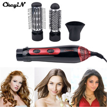 220-240V Electric Hair Dryer Curler 1200W Hairdryer Styler Hair Blow Dryer Machine Brush Comb Straightener Diffuser Styling Tool(China (Mainland))