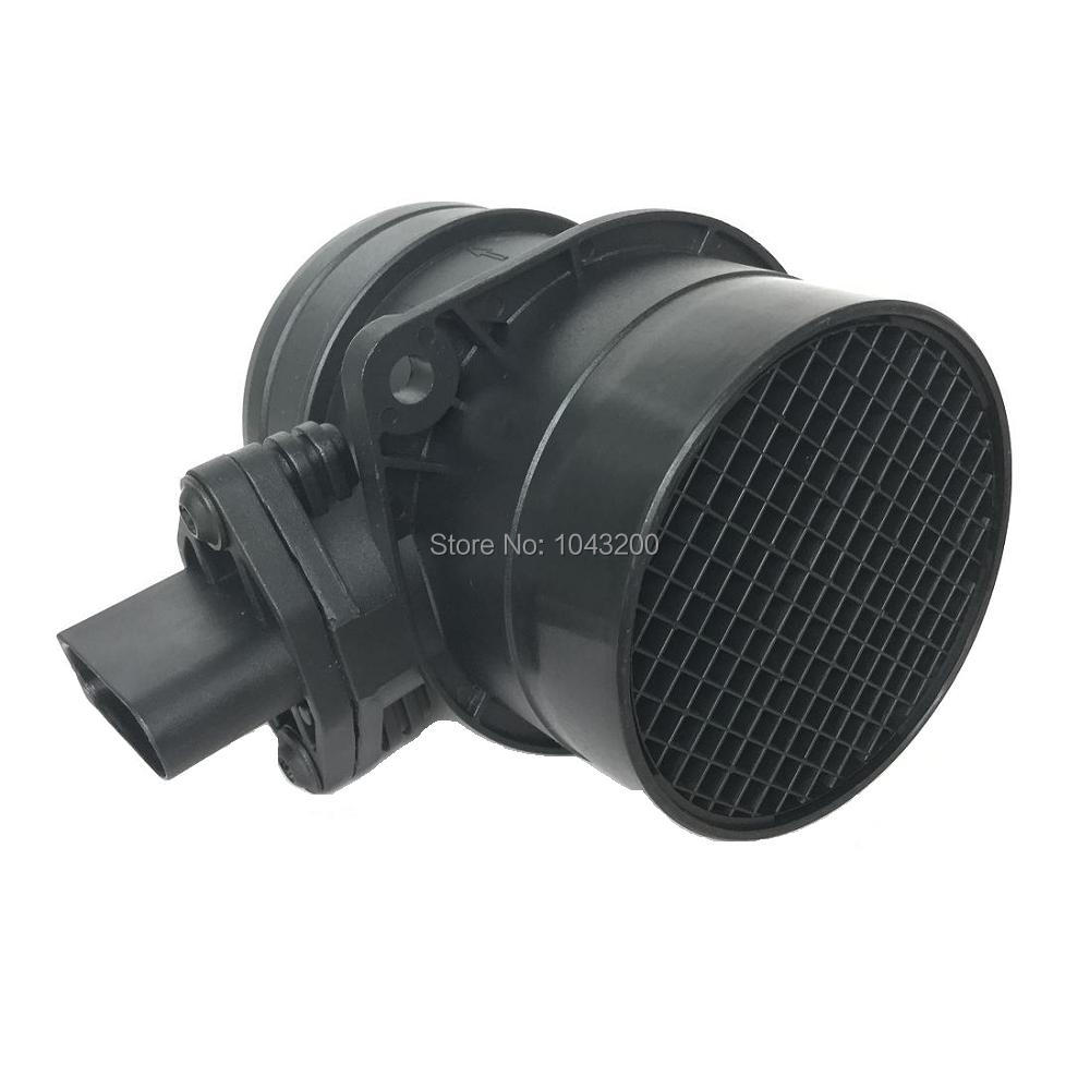 FOR AUDI VW SEAT A3 A4 B6 GOLF Mk4 PASSAT MAF Mass Air Flow Meter Sensor 1.9L-2.3L OE #  0280217529  0280 217 529 071906461A