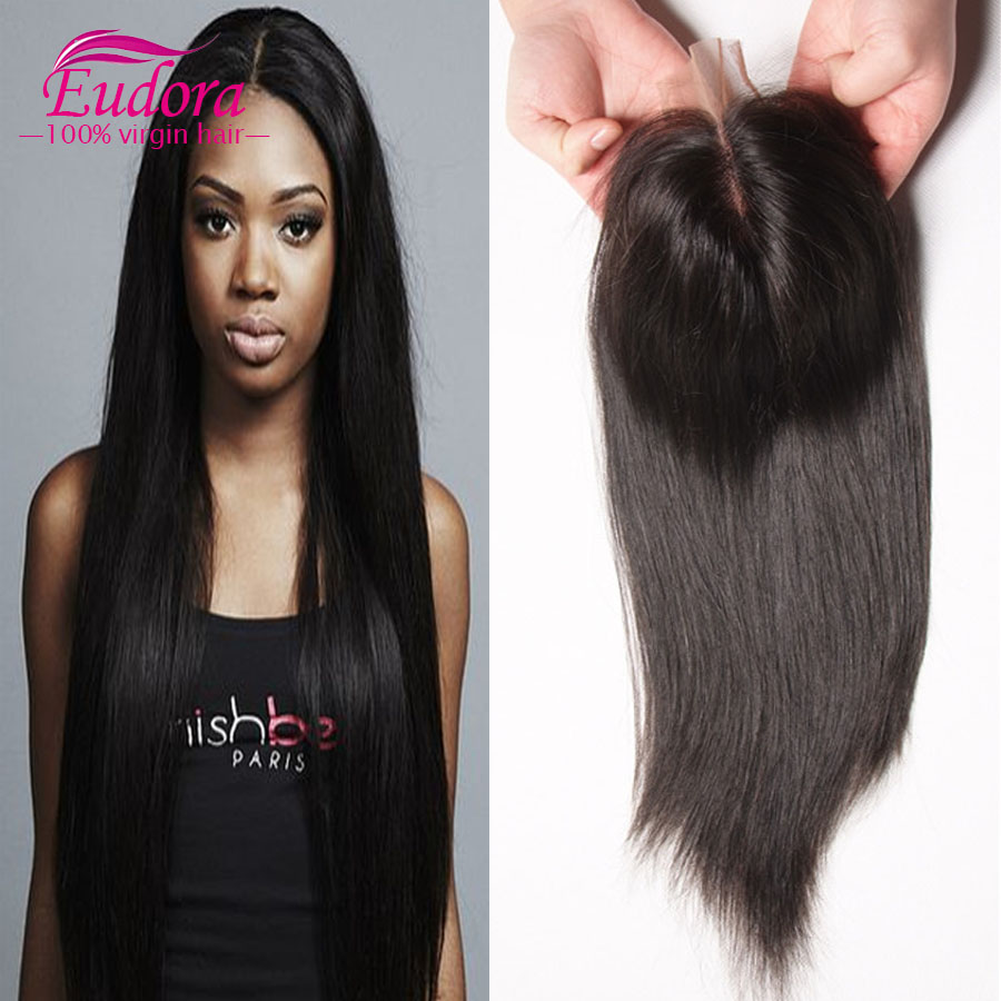 Xuchang Longqi Beauty Hair Peruvian Virgin Hair With Closure Hand Tied Silk Base Frontal Unprocessed 100% Human Hair Weaving<br><br>Aliexpress