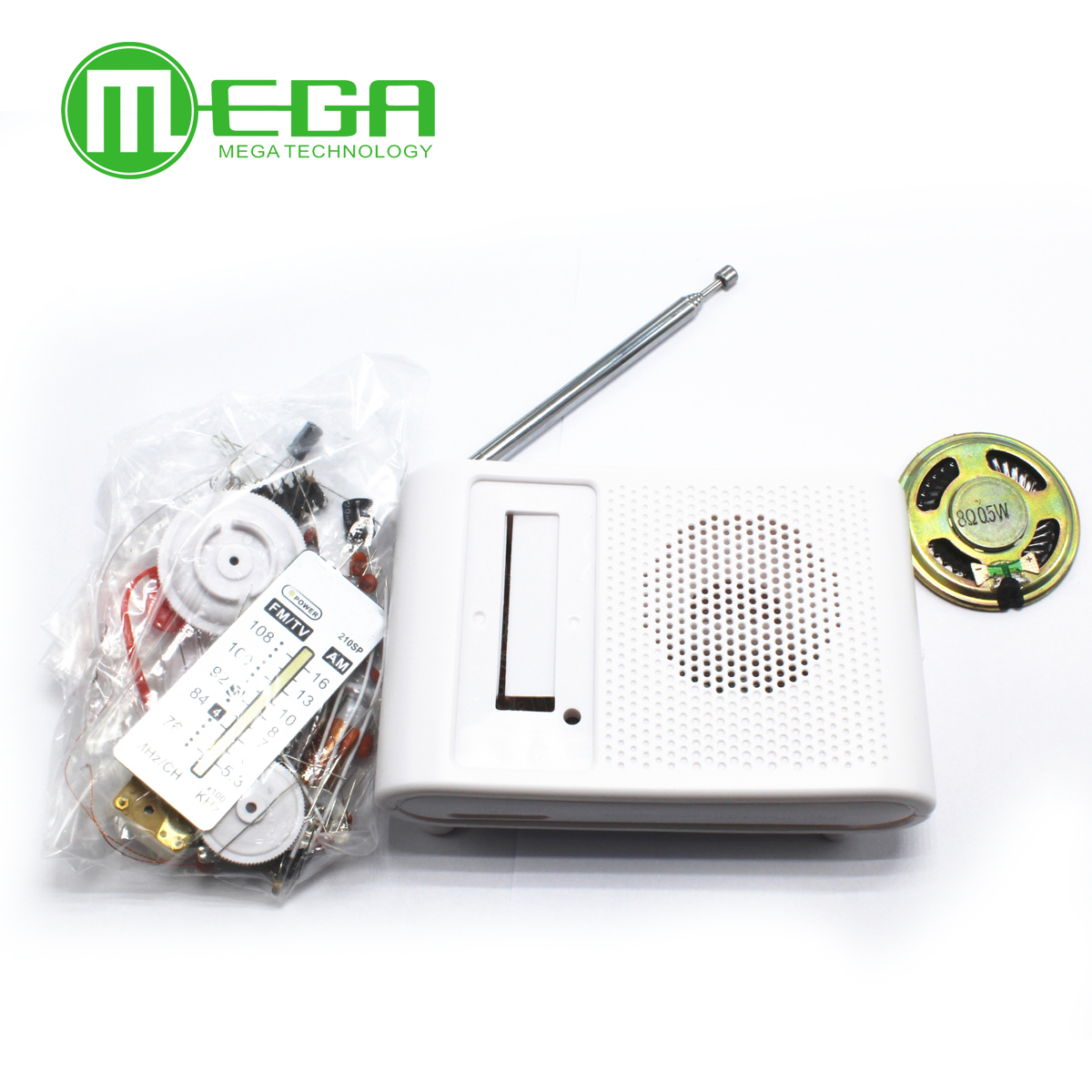L103 Free Shipping 1set AM / FM stereo AM radio kit / DIY CF210SP electronic production suite