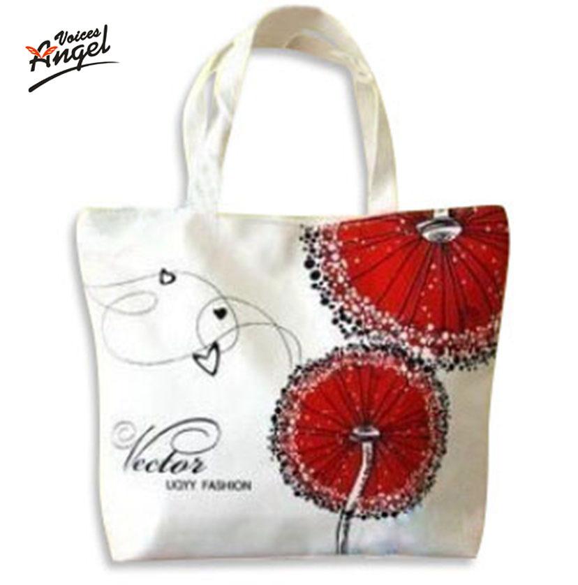 Sale New 2015 Fashion Women Bag Dandelion Canvas Bag Flowers Women Handbag Shoulder Bags Women Messenger Bags Bolsas Femininas(China (Mainland))