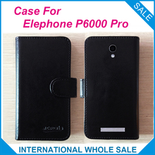 Hot! 2016 Elephone P6000 Pro Case, High Quality Fashion Wallet Stand Cover Leather for Elephone P6000 Pro Case tracking number