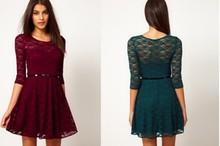 New Arrival 2014 Dresses Ladies For Ladies Summer Dresses Ladies Sexy Brand Dress Ladies Dresses