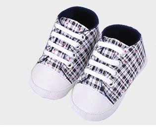 Разноцветный младенцы обувь девочки мальчики малыша обувной радуга брезент обувь мягкий prewalkers свободного покроя первые ходоки