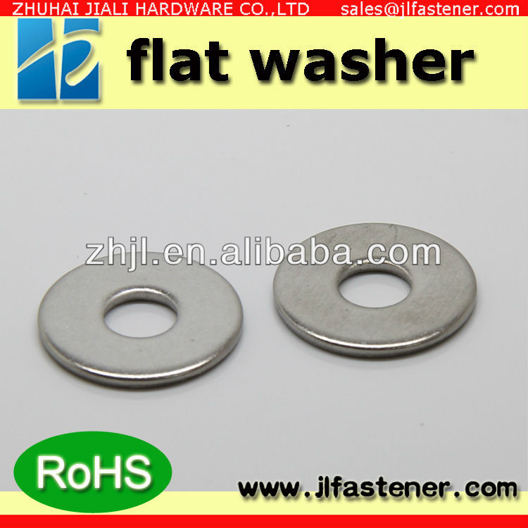 304 stainless steel Flat Washer DIN125 M3(China (Mainland))
