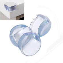 Wholesale 20 Pcs lot Desk Table Corner Protector Cushion Safety Pad