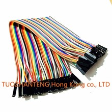 Buy 400pcs dupont cable jumper wire dupont line female female dupont line 20cm 1P-1P arduino for $8.67 in AliExpress store