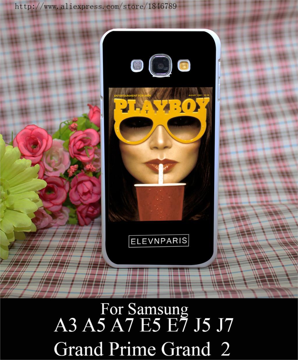 Eleven P Coque P Boy Drink Style White Hard Case Cover for Samsung A3 A5 A7 A8 E5 E7 J5 J7 Grand Prime 2 G530(China (Mainland))