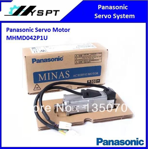 New Original Panasonic A5 Servo Motor 400w Mhmd042p1u Ac