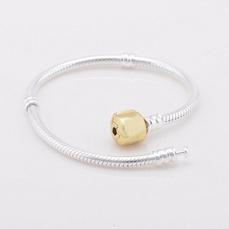 pandora sterling silver starter bracelet. Black Bedroom Furniture Sets. Home Design Ideas