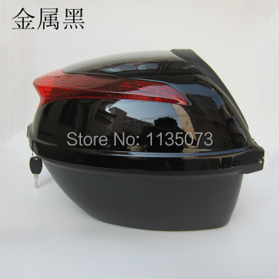 V-21 TAIL BOX MOTORCYCLE TRUNK electric motorcycle tail box travel box TOP CASE strong ABS material racing storage box<br><br>Aliexpress