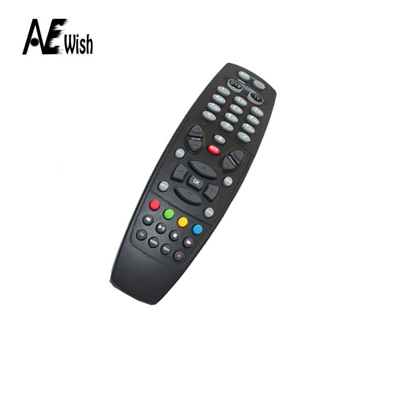 Anewish 1pc Black color DM800 Learning Function Remote Control for DM800SE DM800HD DM8000(China (Mainland))