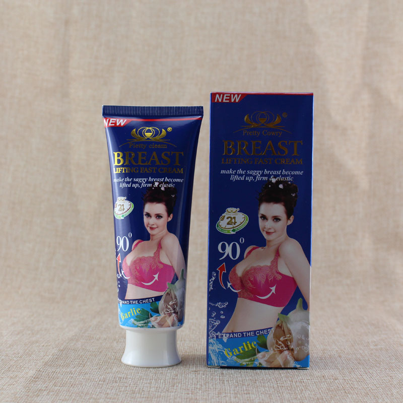 120g Make the saggy breast become lifted up,firm and elastic Breast lifting fast cream