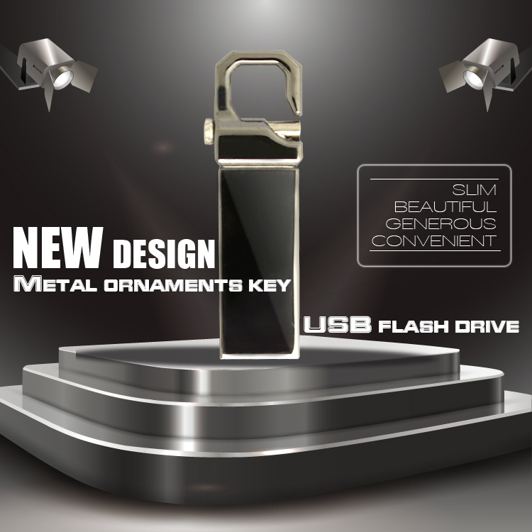 Real 32GB USB Flash Drive 16GB Pen Drive memoria usb stick 8GB 4GB Pendrive Stainless Steel USB 2.0 Flash Drive Free shipping(China (Mainland))