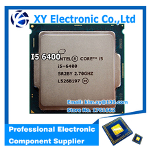 Buy Original NEW I5 6400 I5-6400 2.7GHz LGA 1151 14nm 65W quad Core Desktop CPU Processor scrattered pieces for $219.00 in AliExpress store