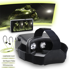 2016 New Arrival VR Box Shinecon 3D Glasses Virtual Reality For Mobile Phone 4.7″~6.0″ Screen Viewing 3D Glasses VR Glasses