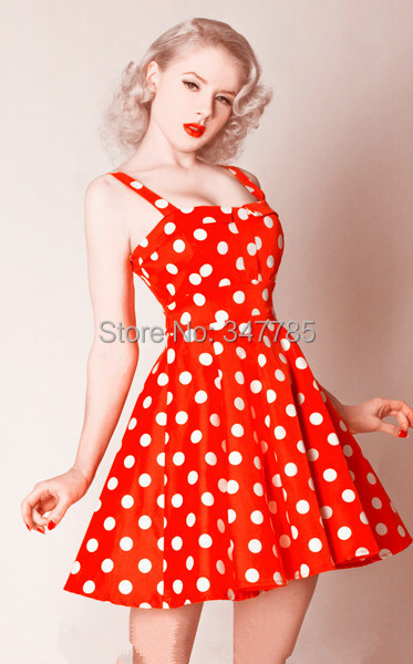 Retro Inspired Plus Size Party Dresses 112