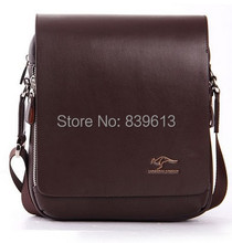 men messenger bags big promotion genuine Kangaroo leather shoulder bag man bag casual fashion ipad briefcase