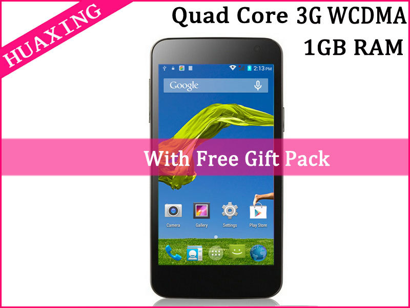 In Stock Star W800 Quad Core Smartphone 3G WCDMA MTK6582 1.2GHz Android 4.4.2 Dual Sim GPS 5.0MP Unlocked Mobile(China (Mainland))