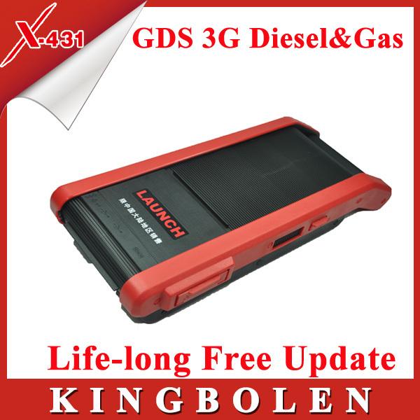 Оборудование для диагностики авто и мото Launch 2015 X 431 GDS 3G & 3G
