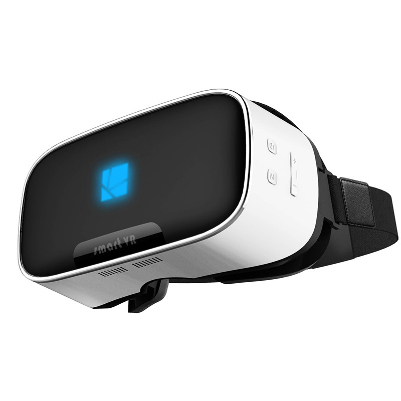 ถูก 3D VRทั้งหมดในหนึ่งG Oogleกระดาษแข็งวิดีโอเกมแว่นตาเสมือนจริงกล่องQuad-Core 2กรัม/16กิกะไบต์Wifiบลูทูธ5.5 ''1920*1080หน้าจอ