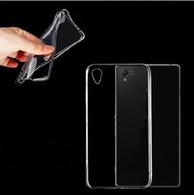 Ultra-thin crystal clear Transparent TPU Gel Soft Case Cover For Sony Xperia Z1 Z2 Z3/Z5 Z3 Compact Z4 M4aq M2 M5 C4 C5 E4 T2 T3(China (Mainland))