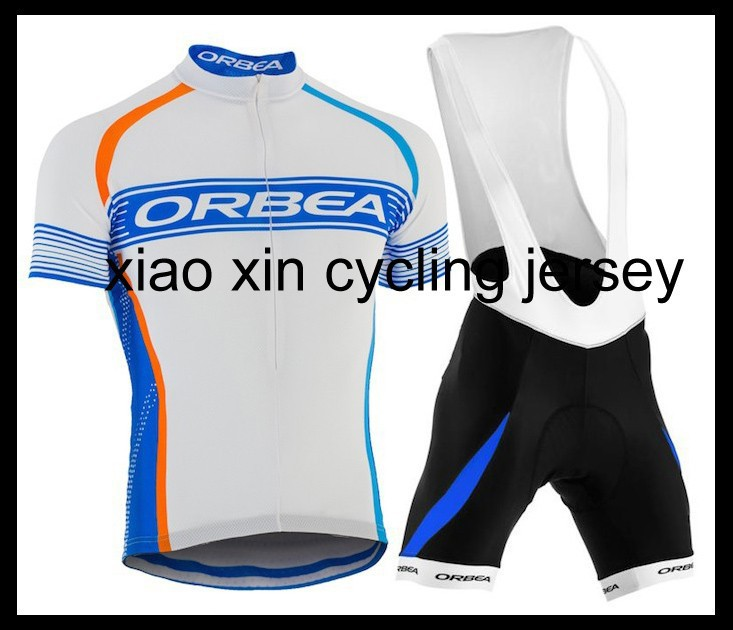 Cycling jersey ORBEA white clothing Pro Cycling Mountain Bike Equipment Quick-dry breathable clothes(China (Mainland))