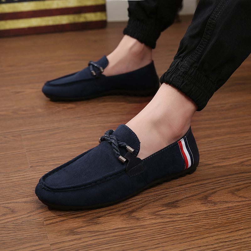 2016 new men's shoes all-match Doug Shoes Mens Casual British business - House Mall store