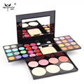39 Colors Eye Shadow Palette Professional Makeup Palette Including Eyes Primer Luminous Lip Gross Blusher Powder