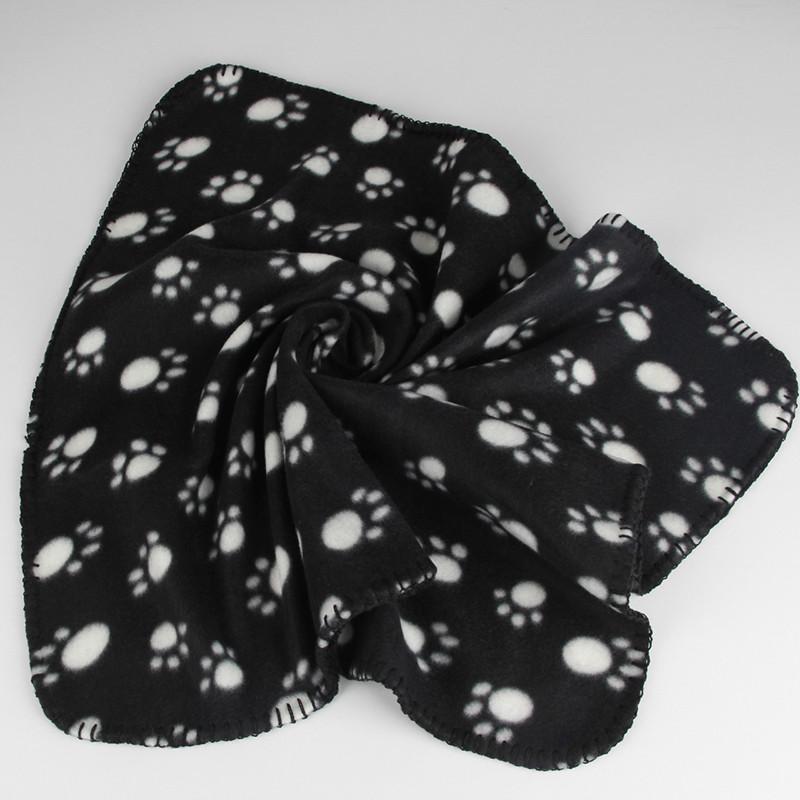 40-x-60cm-Dog-Towel-Cute-Floral-Pet-Warm-Paw-Print-Dog-Puppy-Cotton-Soft-Blanket (1)