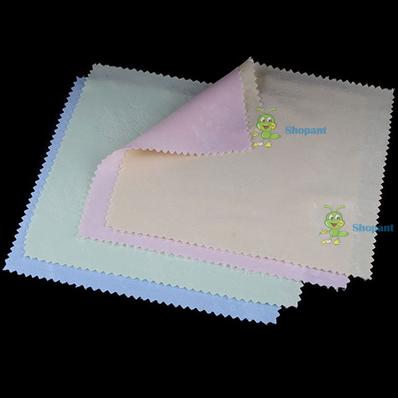 bestChoise Helpful! 10 100PCS X Cleaning Cloth for Glasses Frame Camera Lens DVD Personalized!(China (Mainland))