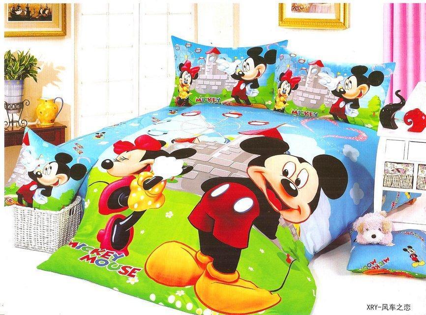 Minnie mouse biancheria da letto acquista a poco prezzo minnie mouse biancheria da letto lotti - Completo letto minnie e topolino ...