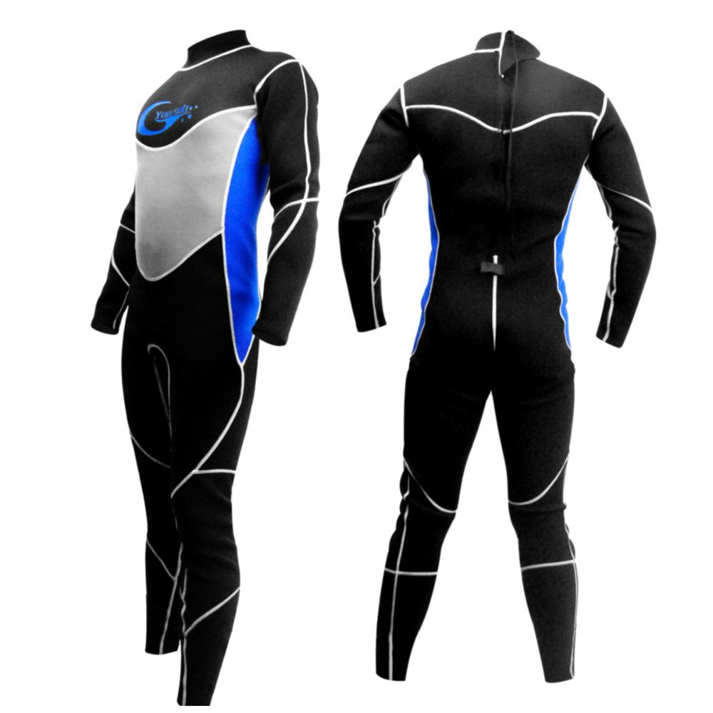professional diving suit 3mm neoprene wetsuit for diving ...