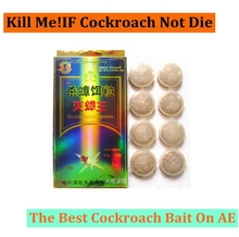 8pcs 1 package Hot Sales! 2014 New Anti Cockroach Medicine Clear Cockroach Killer German Cockroach Particle Free&Drop Shipping(China (Mainland))