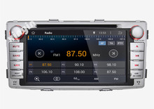 2 din Android 4.4 Toyota Hilux 2012 Car DVD Player Audio Video stereo GPS Navigation Bluetooth Radio,3G usb port,Free gps map(China (Mainland))