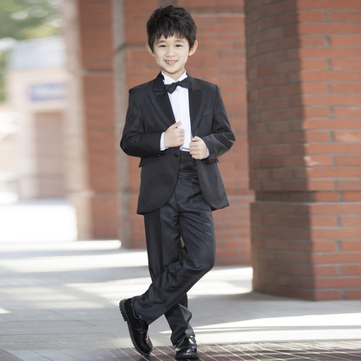 Freeshipping boys 6 pcs formal suits boy personalized clothing boys suit formal kids tuxedo suit for wedding child<br><br>Aliexpress