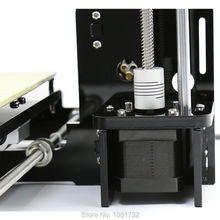 Latest Size 220 220 240mm Good Quality Precision Reprap Prusai3 DIY 3D Printer Kit with 5