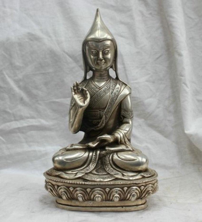 online kaufen gro handel tsongkhapa statue aus china. Black Bedroom Furniture Sets. Home Design Ideas