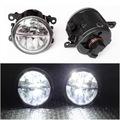 2PCS NEW Fog Light LED 20W Common For Ford Jaguar Mitsubishi Renault Peugeot Nissan Suzuki