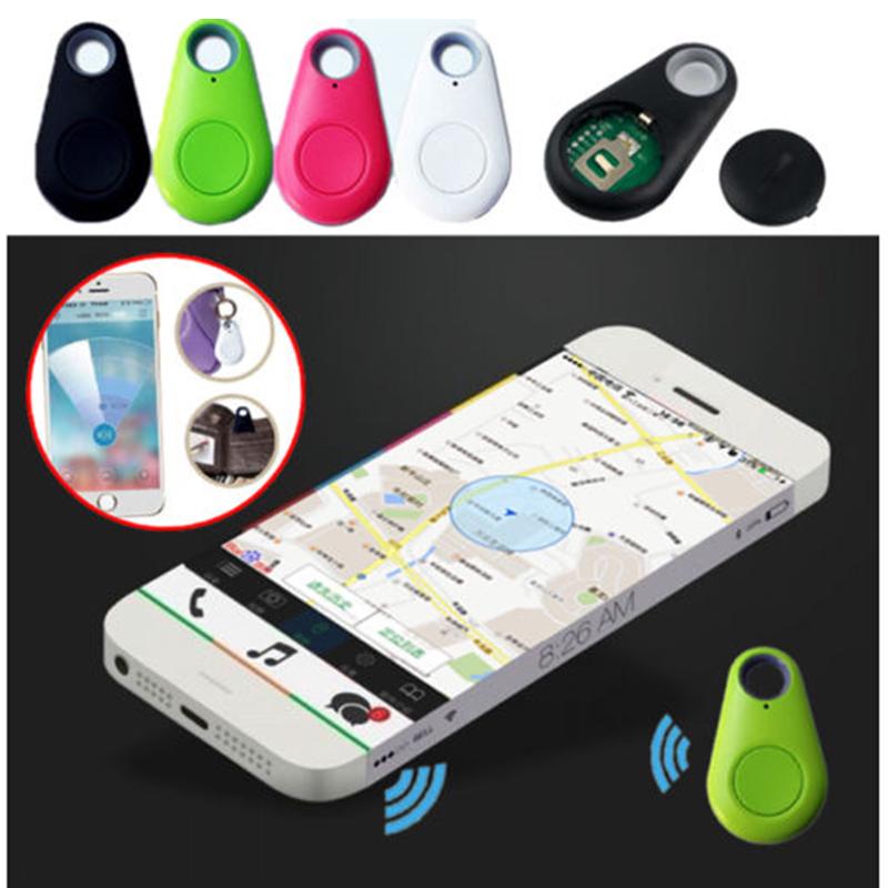 5pcs 4.0 Smart Wireless Anti Lost GPS Key Pet Dog Cat Bluetooth Alarms Tracker