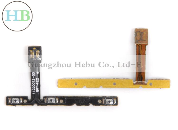 RM-1030 Volume Button Power Flex Cable For Nokia XL RM-1030 RM-1042 Power On Off Switch Flex Cable Free Shipping 1pcs(China (Mainland))