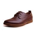 Oxford Shoes For Men Hot Sale New Fashion Men Leather Shoes Spring Autumn Men Casual Flat