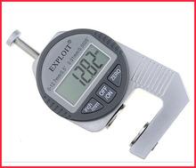C007 Mini digital profesional LED medidor de espesor ancho instrumentos de medición / instrumento DIY envío gratis