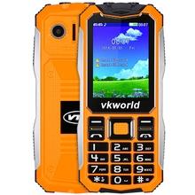 Original Vkworld V3S 2.4 Inch Quad Band Unlocked Phone SPRD6531 Camera BT FM Waterproof Shockproof Dust-proof Smartphone(China (Mainland))