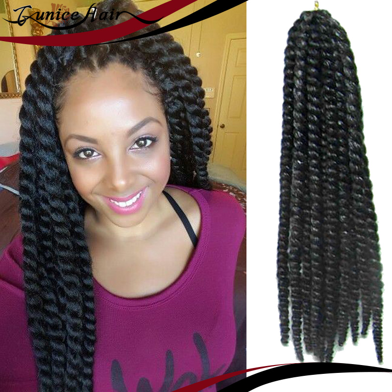 kinky hair havana mambo twist ross hair jumbo twist crochet braids ...
