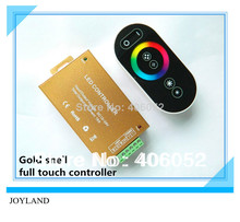 Buy Magic dreamcolor LED RGB Controller,color wheel ring remote controller, RGB LED strip touch RF controller,24V/12V for $160.20 in AliExpress store
